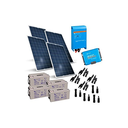 Solar Baita Pro2 Kit 2000W 24V Anlage Photovoltaik Stand-Alone