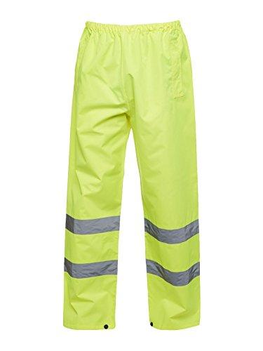 UC807 - Hi-Viz Trouser - Yellow - XXXL Large