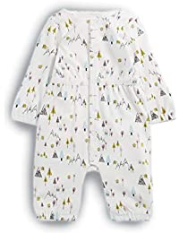 Mamas & Papas Girls Romper, All in One, Warm Clothing, Baby Girl