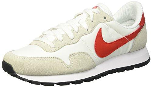 Nike Air Pegasus '83, Scarpe da Corsa Uomo Multicolore (White/Chllng Red/Smmt Wht/Blk)