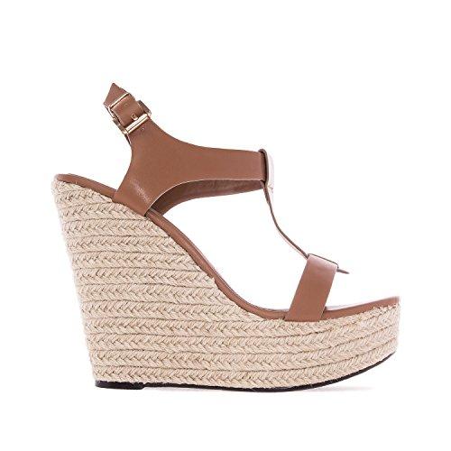 ... chaussures Marron 42 Et Pointures Am5129 Compensées bar Machado 35  Petites En 45 32 Grandes Soft ... d861959cccdc