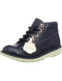d9364100 Amazon.co.uk: Kickers - Boots / Girls' Shoes: Shoes & Bags