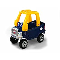 Little Tikes Cozy Coupe 30th Anniversary Car - Ride-On with Real Working Horn, Clicking Ignition Switch, & Fuel Cap