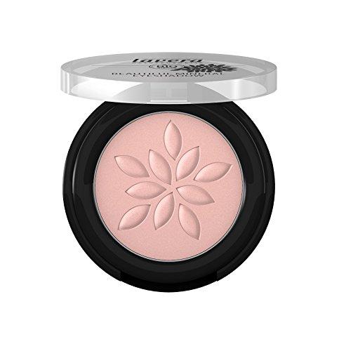 lavera Lidschatten Beautiful Mineral Eyeshadow ∙ Farbe Pearly Rose ∙ farbbrilliant & langanhaltend ∙ Natural & innovative Make up ✔ Bio Pflanzenwirkstoffe ✔ Naturkosmetik ✔ Augen Kosmetik 1er Pack (1 x 2 g)
