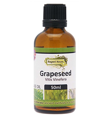 Grapeseed Carrier Aromatherapy Carrier Oil 50ml by Regent House