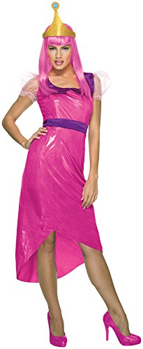 Ruby Princess Kostüm - Rubies Kostüm Co. Inc Damen Erwachsene Kostüm Princess Bubblegum