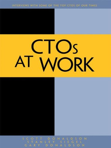 CTOs at Work