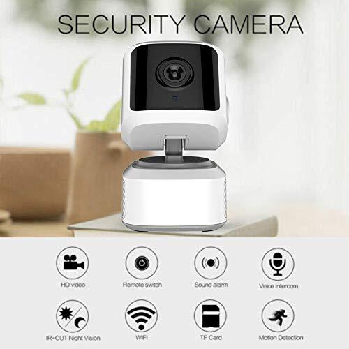Preisvergleich Produktbild Krystallove IR Nachtsicht Sicherheit IP Kamera Wireless WiFi HD 1080P Pan Tilt Cloud Netzwerk