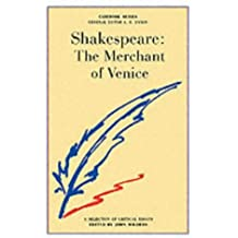 Shakespeare: The Merchant of Venice: A Collection of Critical Essays (Casebooks Series) (1969-01-01)