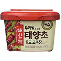 CJ Haechandle Hot Chilli Pepper Paste 500g - Gochujang (medio caliente)