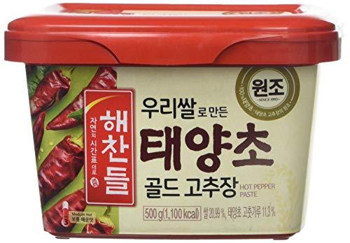 CJ Haechandle Chilischotenpaste 500g – Gochujang (mittelscharf)