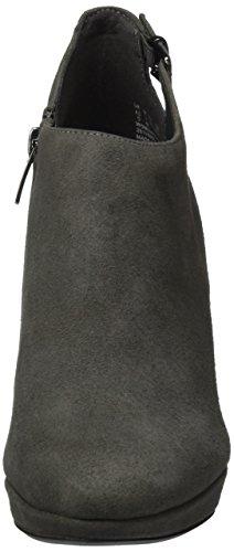 Clarks Kendra Spice, Bottes Classiques Femme Gris (Dark Grey)