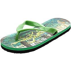 Dinosoles Dinoflips Kids Sandals - Raptor - UK 7/8 (Toddler)