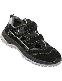 Baak scarpe di sicurezza Henry sandali di sicurezza S1P industriale 8424  BGR191 nero 382739b02b9
