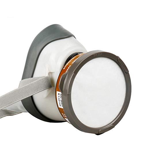SKY-Health Staubmaske gesetzt Geeignet für Malerei/Pflanzenschutzmittel / Dekoration/chemische Umgebung GAZ Maske Wirksam staubdicht -