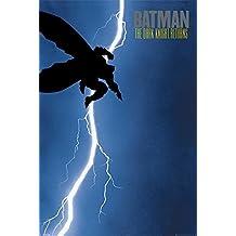 Póster de Batman The Dark Knight Returns, madera, multicolor