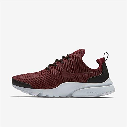 Nike 856608-010 Haut de Running Réfléchissant à Manches Longues Femme Rot (Red)