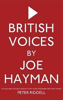 British Voices by [Hayman, Joe]