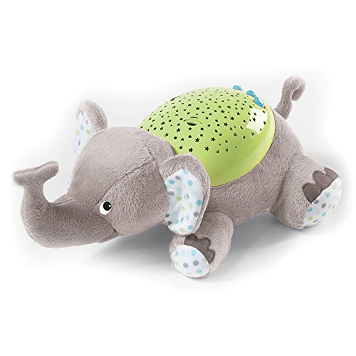 Summer Infant Musicale Elephant Veilleuse Gris/Vert
