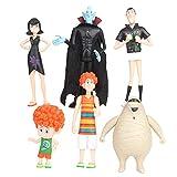 AngryMan 6 Hotel Transylvania Puppen Dekoration Brithday Geschenk Kinder Collectibles Toys lebende Ornamente Modell