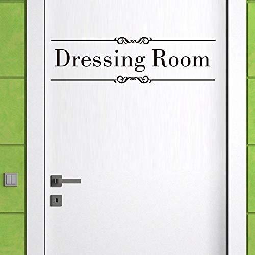 LETAMG Wandtattoos Ankleidezimmer Erstaunlich Spiegel Aufkleber Vinyl Wandaufkleber Waschraum Wandkunst Für Schlafzimmer Wasserdichte Tapete Wohnkultur