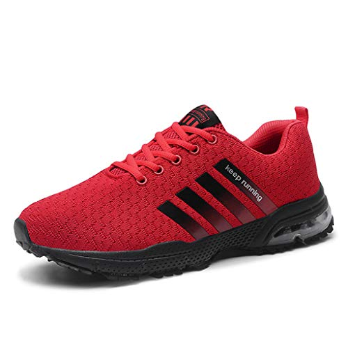 ABsoar Laufschuhe Herren Basketballschuhe Boxschuhe Laufsport Schuhe der Männer Turnschuhe Mode Outdoor Fitnessschuhe Wanderschuhe