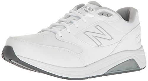 New Balance Men's 928v3 Walking Shoe, White, 10 6E US