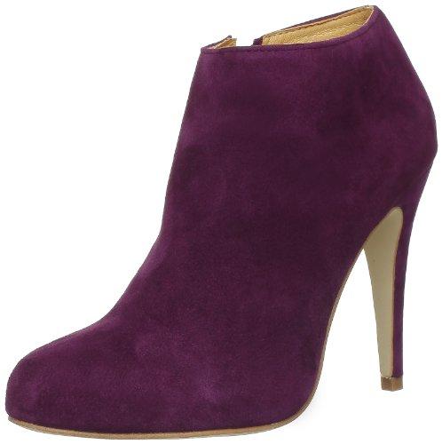 Buffalo London 111-8510 KID SUEDE 135279 Damen Fashion Halbstiefel & Stiefeletten Rot (WINE 01) Bvu6M
