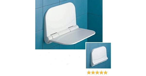 Sedile Doccia Per Disabili : Sedile ribaltabile per doccia: amazon.it: salute e cura della persona