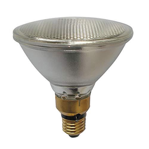 Halogen Pressglas Reflektor PAR38 60W E27 230V warmweiß dimmbar flood 30° (60 Watt) -