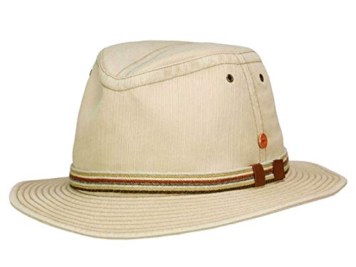 Mayser Homme Chapeau Traveller Menowin beige
