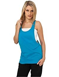Urban Classics Ladies Loose Tanktop - Camiseta de deporte Mujer