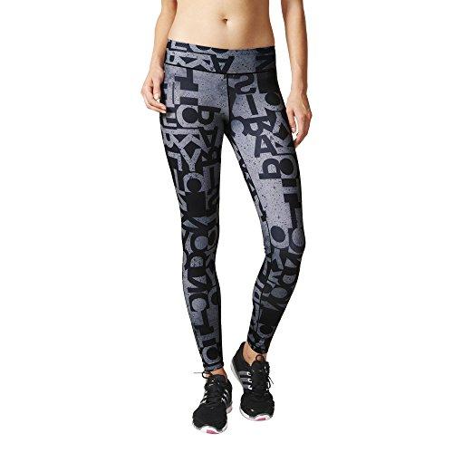 Adidas Wo Long Typo - Mallas para Mujer