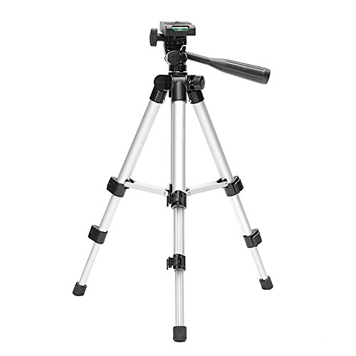 TUTOY IPhone Professional fotocamera treppiede Stand titolare telefono Selfie Stick Stand per fotocamera digitale (Memoria Samsung Stick)
