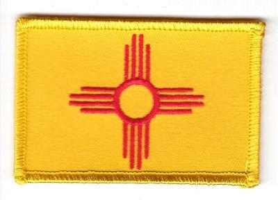 Aufnäher Patch USA - New Mexico NE