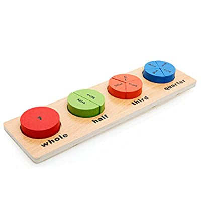 Highdas Temprano Familia Educaciš®n Montessori cilindro de madera Socket Juego Juguetes por Highdas network technology Co., Ltd