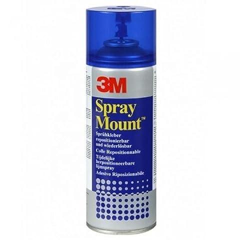SG Bildung 3m 605063m Spray Mount, Volumen 200ml