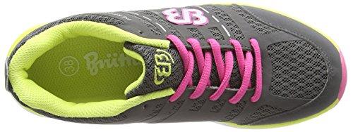 Bruetting - Effect, Scarpe fitness Donna Grigio (Grau (anthrazit/pink))