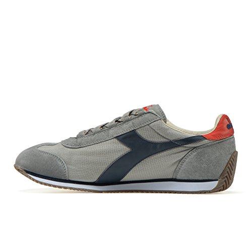 4646b16549593 Diadora Heritage - Sneakers Equipe Stone Wash 12 per Uomo e Donna IT 41