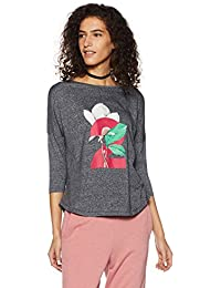 Symbol Amazon Brand Women's Slouchy Graphic T-Shirt
