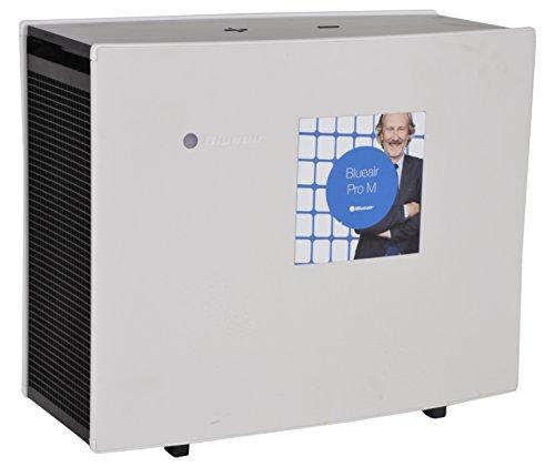 Blueair Luftreiniger Pro M mit Partikel und Smokestop Filter -