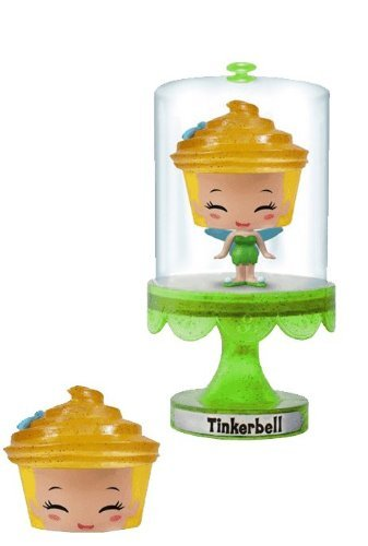 Funko Disney: Cupcake Keepsakes Tinkerbell Figure by