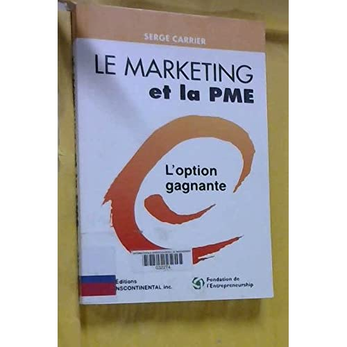 Le Marketing et la Pme