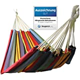 Hammock for Several People 210 x 150 cm Red