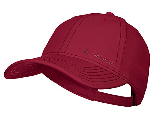 Vaude Damen Softshell Cap Kappen, Dark Indian Red, L