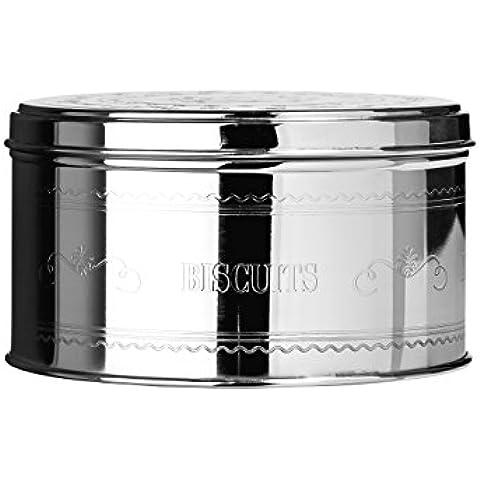 Premier Housewares 10 x 18 cm de acero inoxidable de incienso de pila de galletas