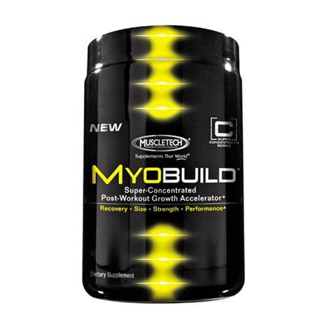 Muscl ETECH Myob uild – Fruit Punch, 1er Pack (1 x 348 G) - 41dR0oHyo8L