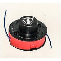 Bobina de cable para cortabordes apto para gardol (Bauhaus) rt4001da libre Schneider