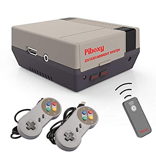 MakerFun - Funda Piboxy NES botón Encendido reinicio