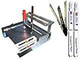 Laminatschneider 012H-3 statt Kappsäge oder Kreissäge, Sägeblätter Metabo Makita Bosch